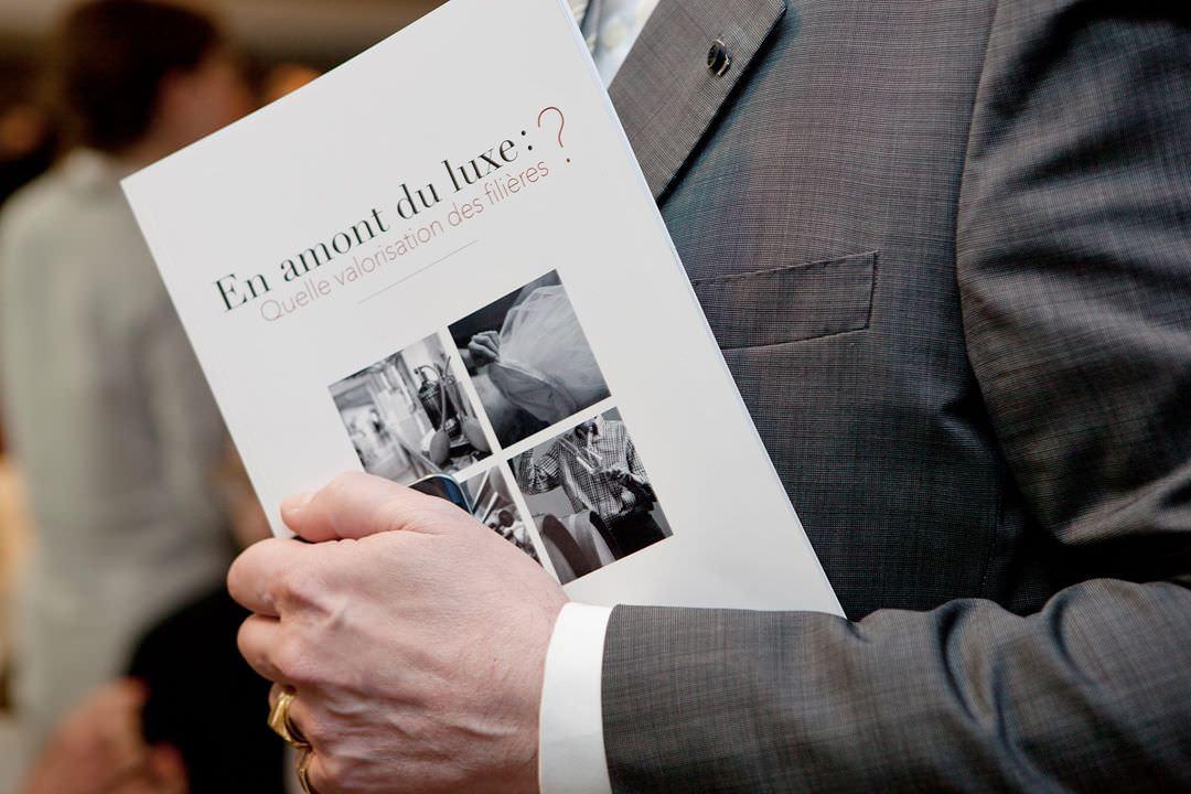 « En amont du luxe. Quelle valorisation des filières ? », étude réalisée par By.O Group et Sup de Luxe