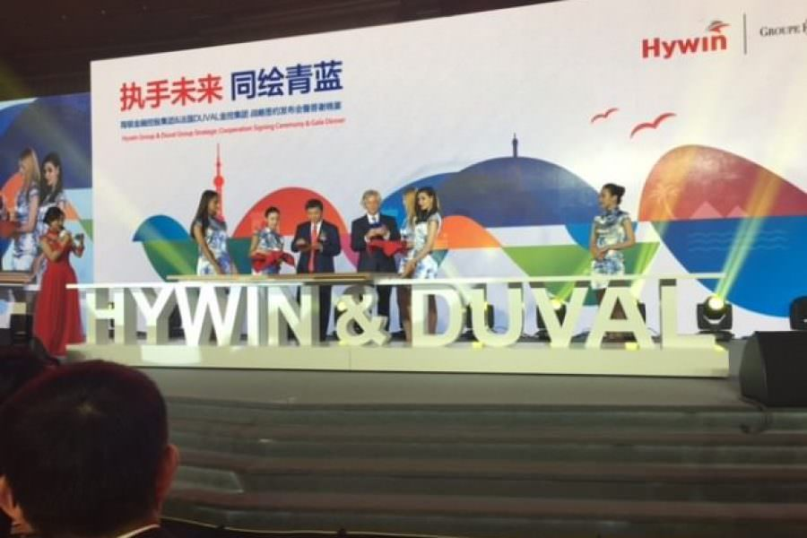 Hywin – Odalys: a strategic partnership to develop tourism in China