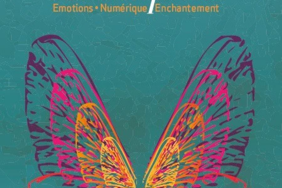 "New day of discussions organized by IES: ""Metamorphosis? Emotions Numeric Enchantment""."