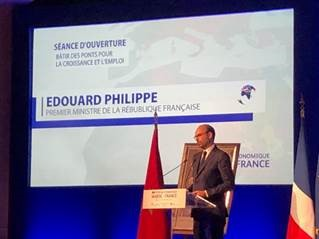 Morocco benefits from special positioning in Africa, making it the ideal gateway for France