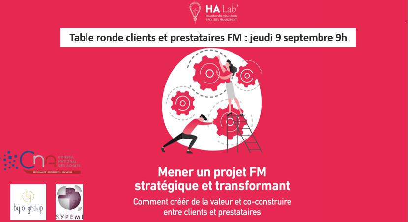 « Règles d'or » pour co-construire des partenariats FM stratégiques et transformants : 9 septembre 2021